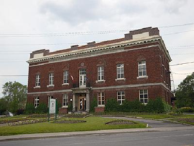 Hôtel de ville, Mtl ouest - MoWest Town Hall