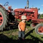 Un gars et son tracteur / A Guy and His Tractor (Jim Gleason)