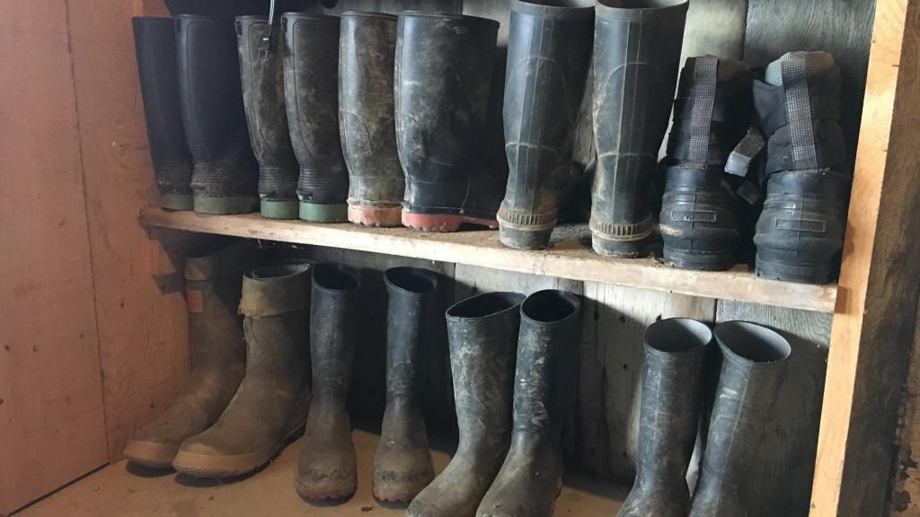 Bottes de ferme - Farm Boots