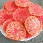 Tomates Brandywine Tomatoes