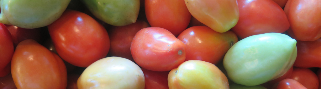 Tomates d'automne - Fall Tomates
